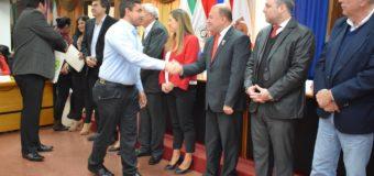 Acto de presentación del Sistema de Certificación Ambiental Municipal y Educacional