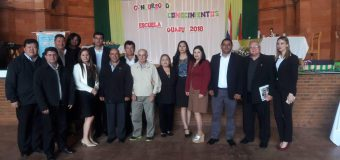 PROYECTO DENOMINADO «ESCUELA GUASU Nº 271 DON CARLOS A. LOPEZ