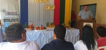 LANZAMIENTO ALMUERZO ESCOLAR 2020