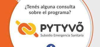 Programa Subsidio de Emergencia Sanitaria para TRABAJADORES INFORMALES.