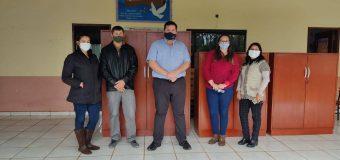 ENTREGA DE MUEBLES A INSTITUCIONES EDUCATIVAS DEL DISTRITO