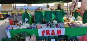 "FRAM PARTICIPANDO DE LA FERIA AGROPECUARIA ""CONSUMA LO QUE ITAPÚA PRODUCE"""