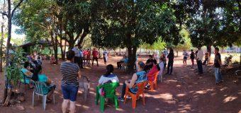SEGUIMOS APOYANDO A LAS FAMILIAS RURALES DE NUESTRA COMUNIDAD