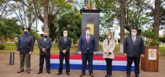 CONMEMORAMOS 210 AÑOS DE INDEPENDENCIA DEL PARAGUAYCONMEMORAMOS 210 AÑOS DE INDEPENDENCIA DEL PARAGUAY