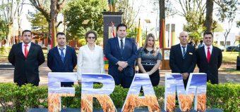 DESCUBRIMIENTO DE LAS LETRAS CORPOREAS DE FRAM, HOMENAJE A SU 65 ANIVERSARIO